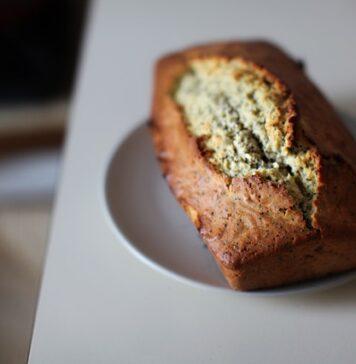 Przepis na chlebek bananowy