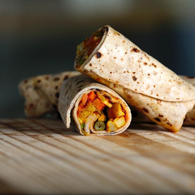 Przepis na meksykańskie burrito